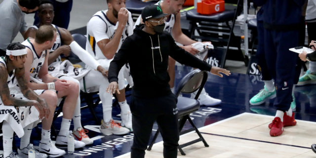 Donovan Mitchell available to play in Game 2 on Wednesday