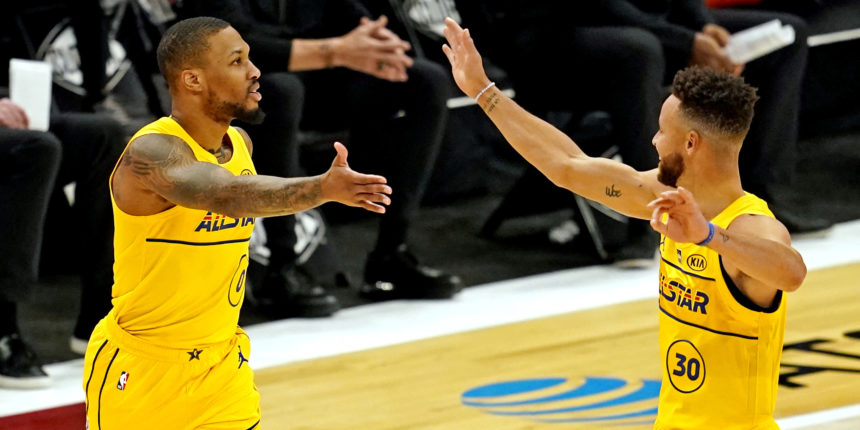 For stars like Damian Lillard and Stephen Curry, there's no such thing as a 'bad shot'