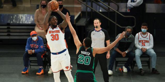Julius Randle named 2020-21 Kia NBA Most Improved Player