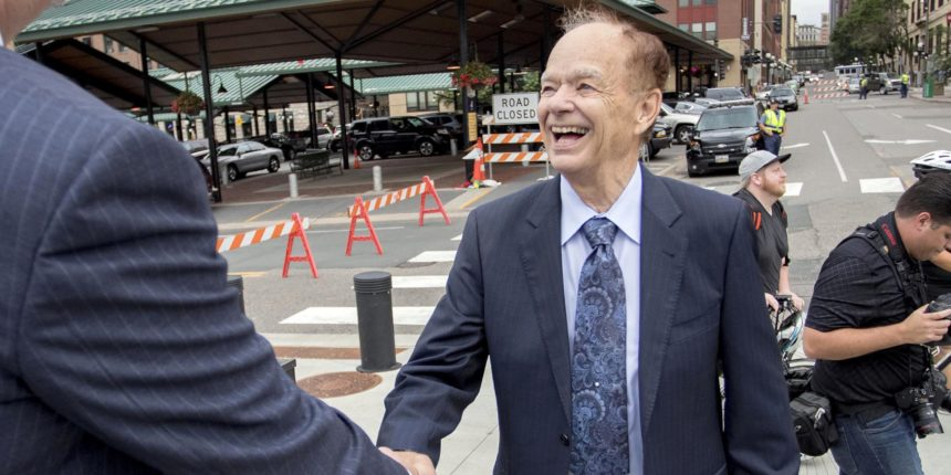 Sued by partner over sale, Glen Taylor says Wolves won't move