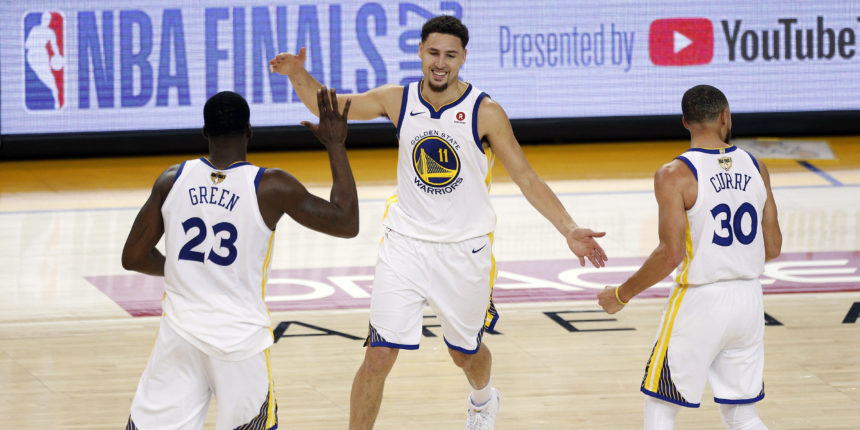 Dynastic demise: Warriors have far to go to become contender again