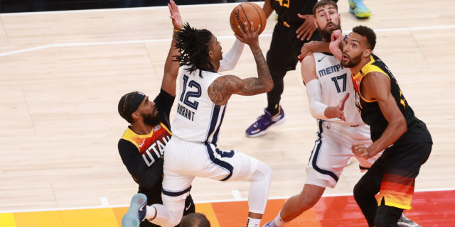 Jazz ban three fans after vulgar/racist remarks made to Ja Morant's family