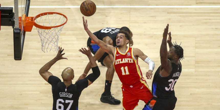 Trae Young has cracked the Knicks' code