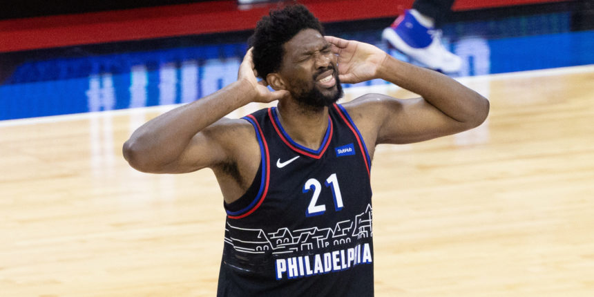 Joel Embiid's offensive showing for 76ers has been first-class all around