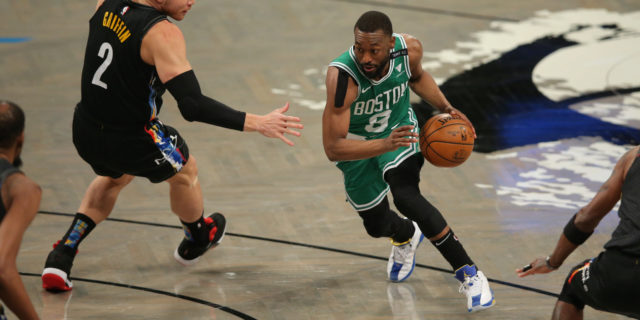 Kemba Walker, Rob Williams out for Game 4 vs. Nets