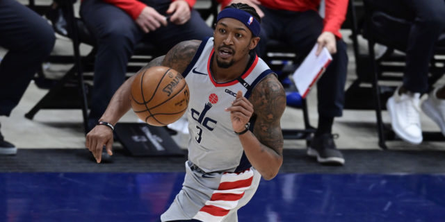 Embiid injured as Beal and Westbrook lead Wizards to avoid Sixers' sweep