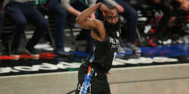 Nets head to second round, beat Celtics 123-109 in Game 5