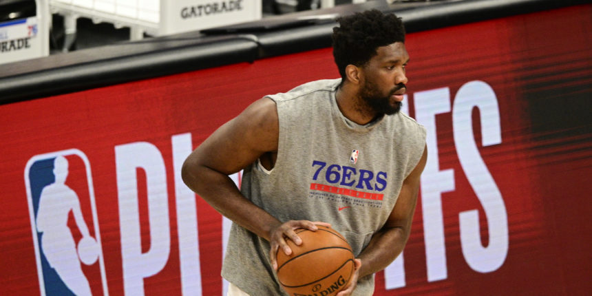 Joel Embiid will miss Game 5 vs. Wizards with small meniscus tear