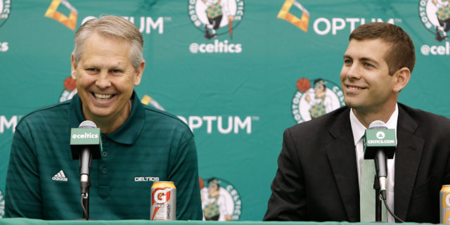 Mission Accomplished: Danny Ainge revived the Boston Celtics