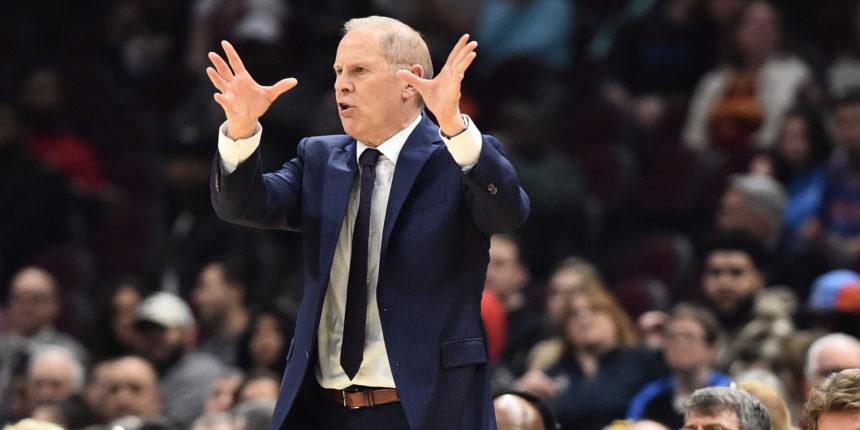Detroit Pistons hire John Beilein in player development role
