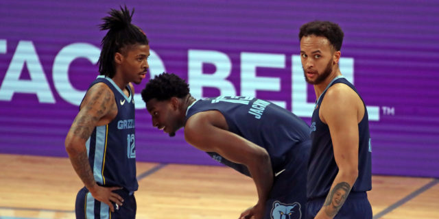 Grizzlies see bright future after surprising playoff push
