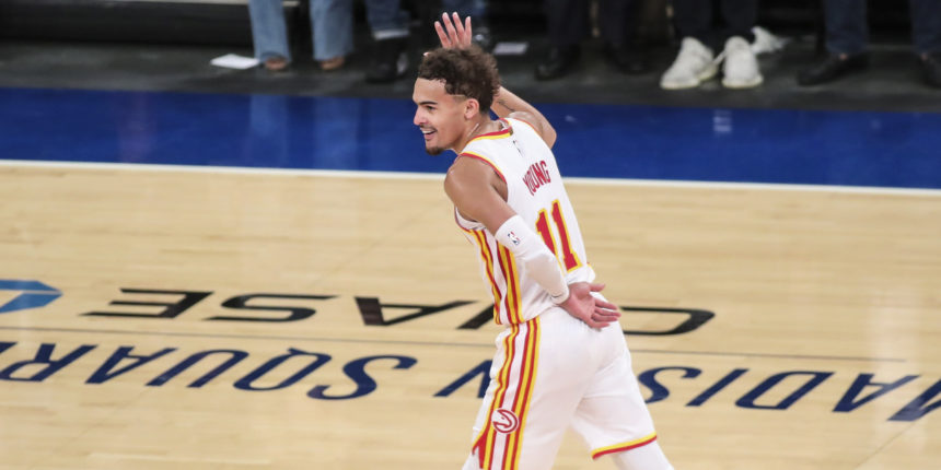 With Trae Young built for playoffs, Hawks soar into second round