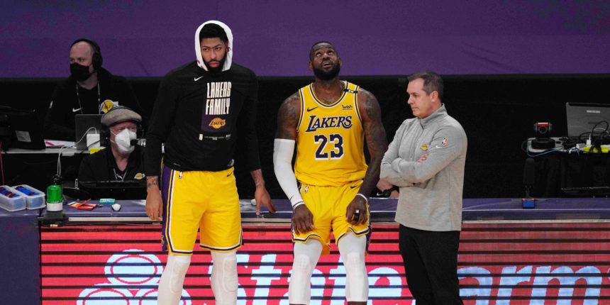 What do the Lakers have to address in the 2021 NBA offseason?