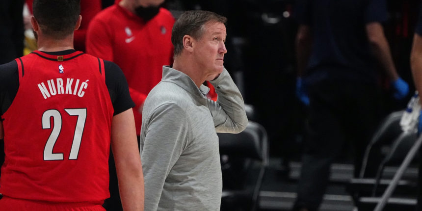 Blazers, Terry Stotts agree to part ways after nine seasons
