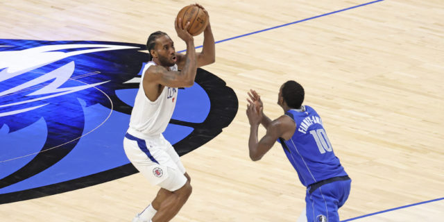 Clippers beat Mavs behind Kawhi Leonard's 45, force Game 7 in another road win