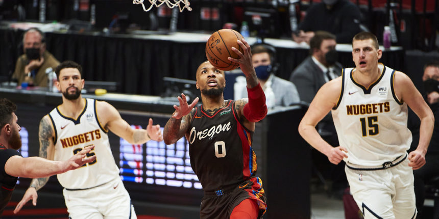 Several teams 'intensely monitoring' Damian Lillard's future with Blazers