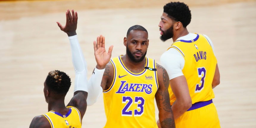 After exit, Lakers hope to run it back with healthier team