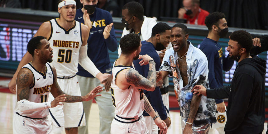 Nuggets overcome injuries to reach Western Conference semis
