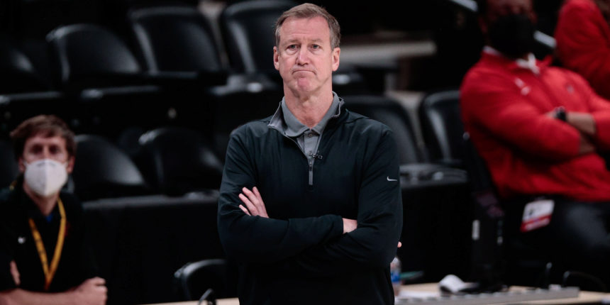Neil Olshey discusses 'difficult decision' to part ways with Terry Stotts