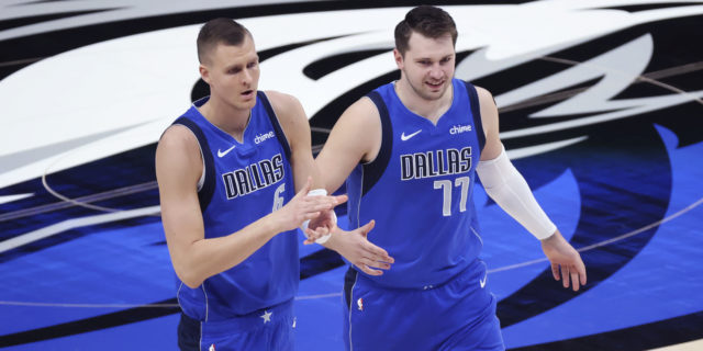 Mavs focus on help for Luka Doncic after another first-round exit