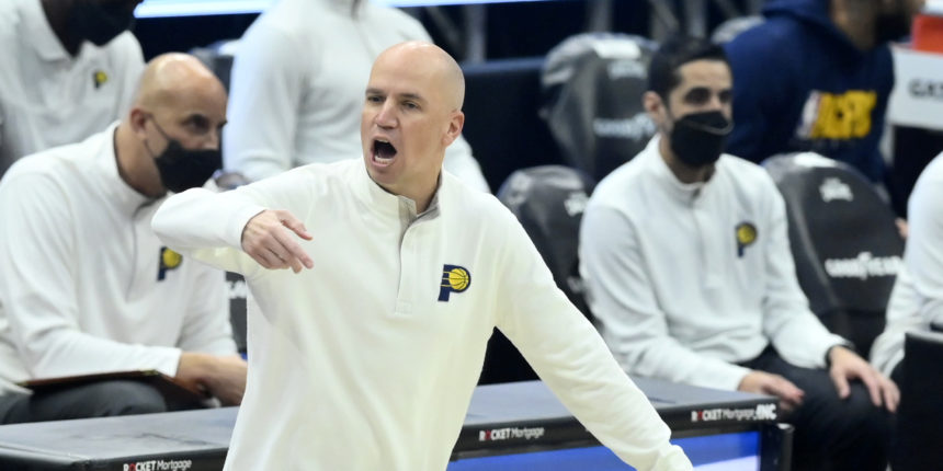 Indiana Pacers part ways with head coach Nate Bjorkgren