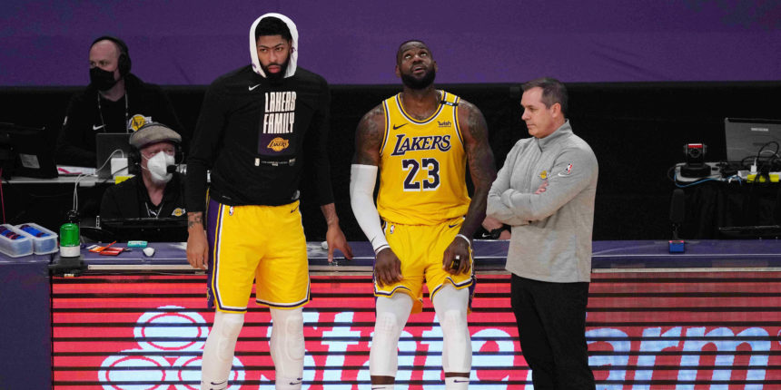 Lakers' LeBron James is changing from No. 23 to No. 6 in 2021-22