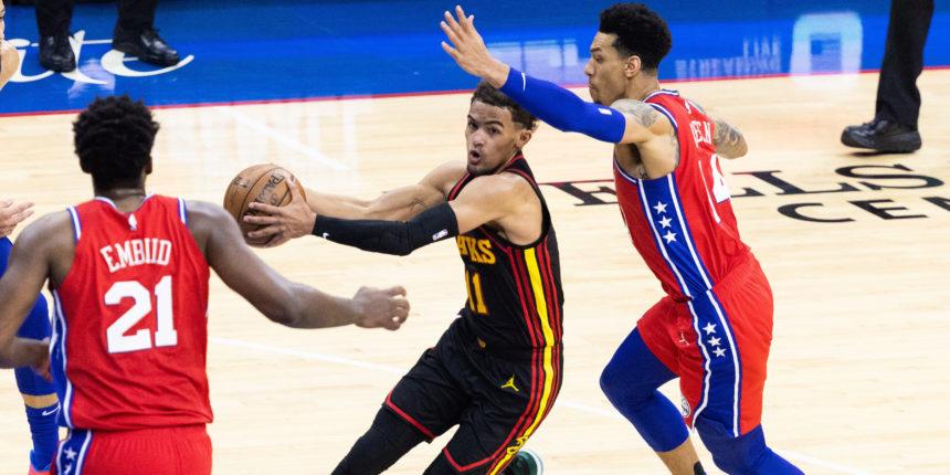 Hawks remain confident vs. 76ers despite Joel Embiid's dominance