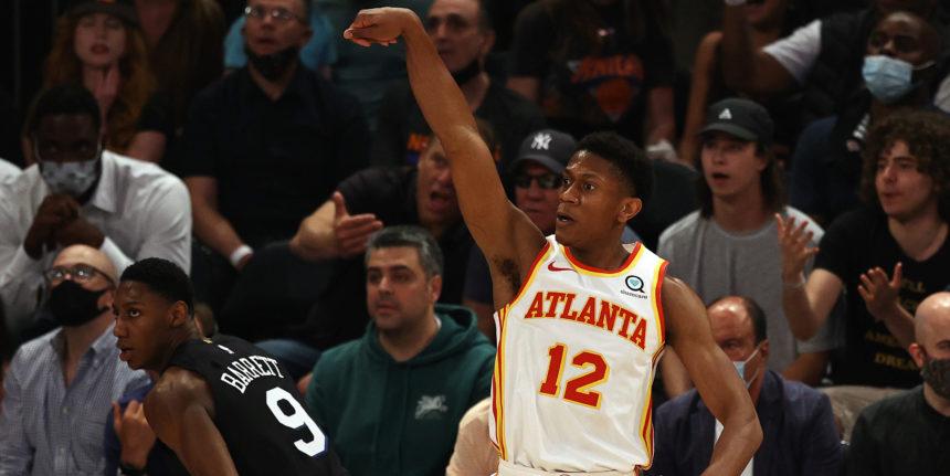 Hawks forward De'Andre Hunter (torn meniscus) out for season