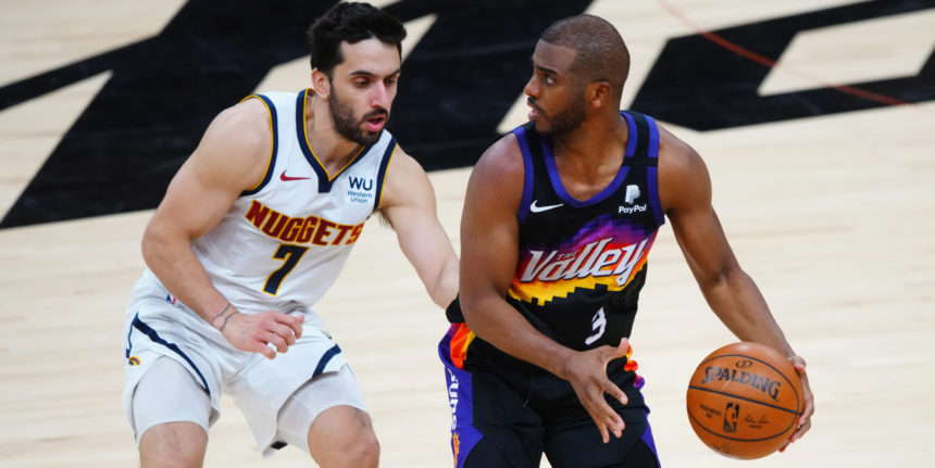 Chris Paul has another big night, Suns rout Nuggets 123-98