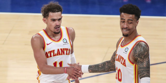 Hawks, Nuggets hope home court provides edge in semifinals