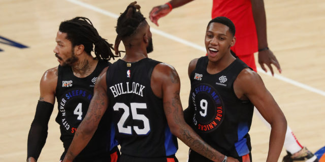 New York Knicks 2020-21 Report Card: Guards and Wings