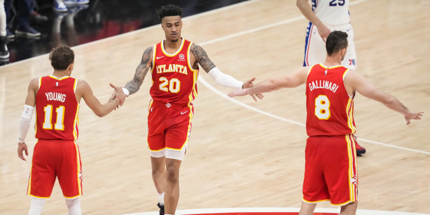 Welcome to the 'A': Inside the Atlanta Hawks' stunning rise