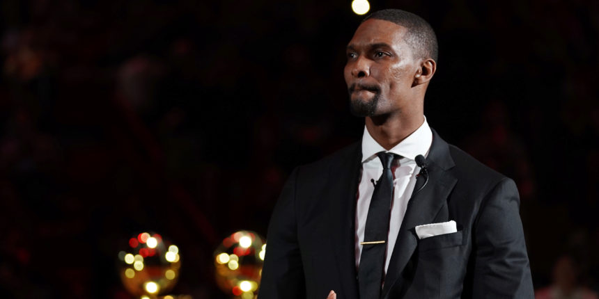 Chris Bosh reflects on his unique NBA journey in 'Letters to a Young Athlete'