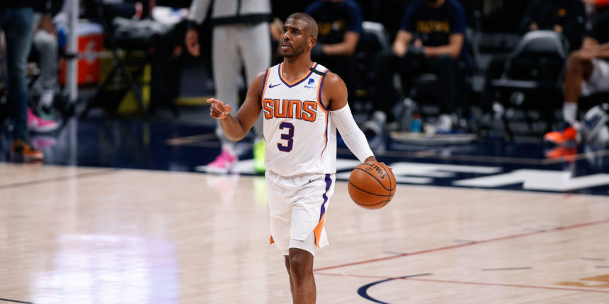Chris Paul tests positive for COVID-19, status for WCF unknown