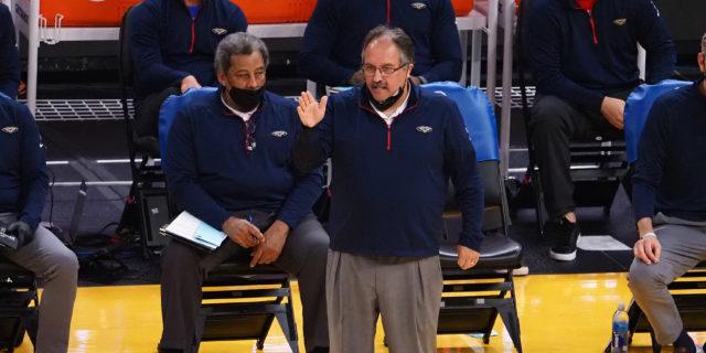 Pelicans part ways with head coach Stan Van Gundy