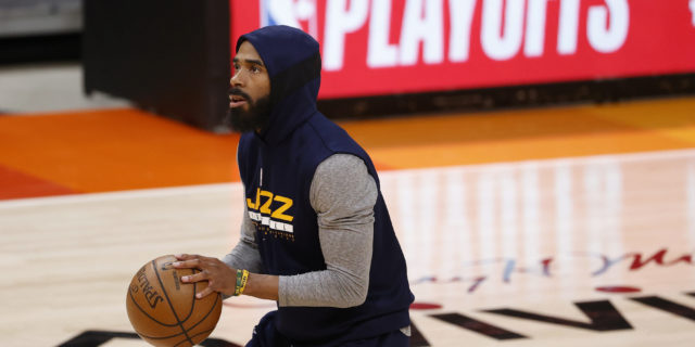 Mike Conley out for Game 5 vs. Clippers Wednesday with hamstring injury