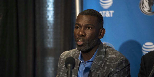 Michael Finley emerges as candidate for Mavericks' GM