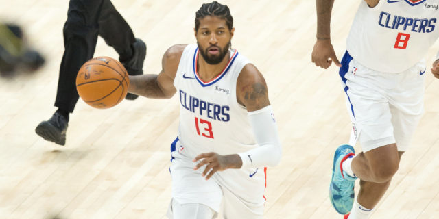 Paul George leads Clippers past Jazz, 119-111, to take series lead