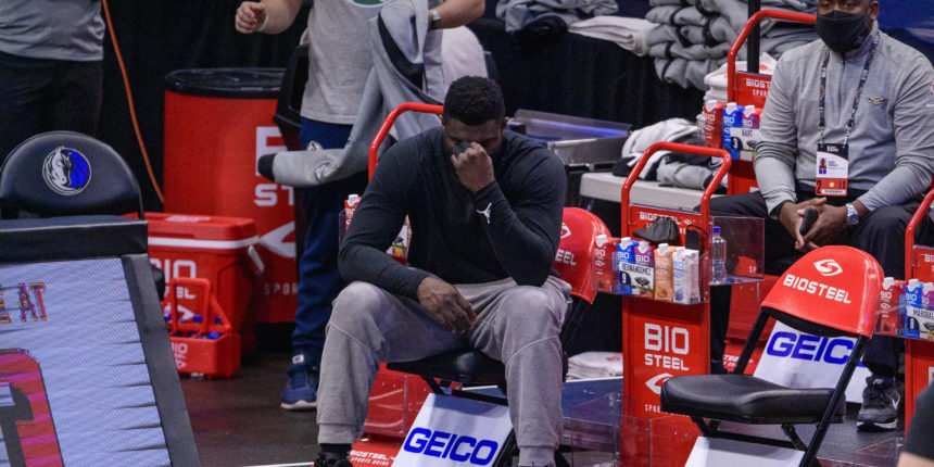 Report: Patience of Zion Williamson's family wearing thin with Pelicans