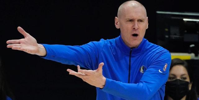 Rick Carlisle informs Mark Cuban he will not return as Mavs' head coach