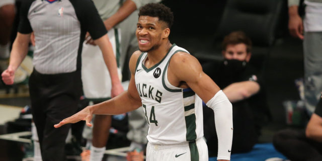 What the Buck? Giannis, Bud on verge of another self-inflicted playoff collapse