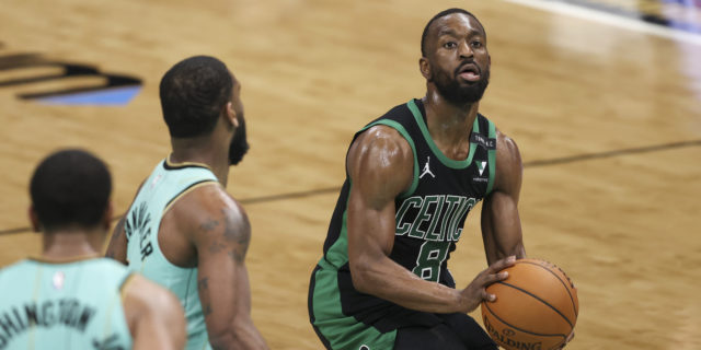 Rapid reaction to Boston trading Kemba Walker for Al Horford, Moses Brown