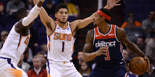 Bradley Beal, Devin Booker commit to play for Team USA in Tokyo Olympics