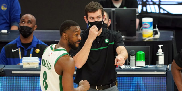 Report: Several Celtics 'were welcoming a coaching change' by season's end