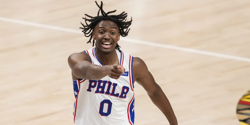 Terance Mann and Tyrese Maxey were unlikely Gen Z heroes