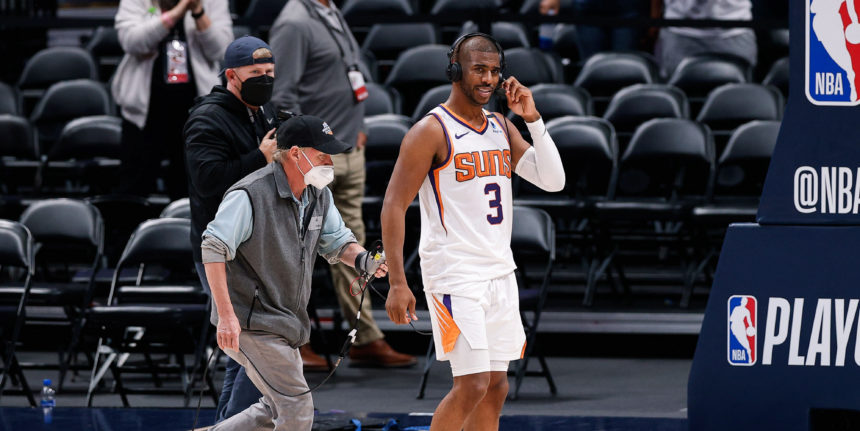 Chris Paul out for Game 2, remains in health and safety protocols