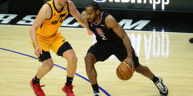 Kawhi Leonard (knee) out for Game 2 of WCF vs. Suns