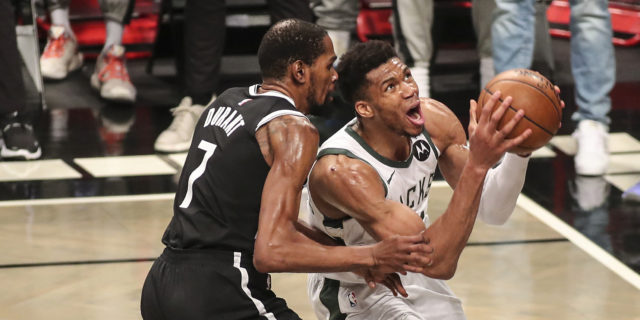 The Brooklyn Nets fell short, and the NBA is better off because of it