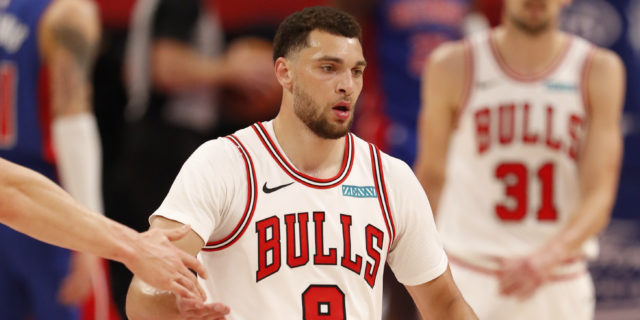 Zach LaVine to join Team USA for Tokyo Olympics