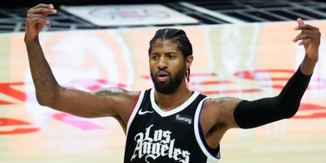 Paul George leads Clippers over Suns 106-92 in Game 3